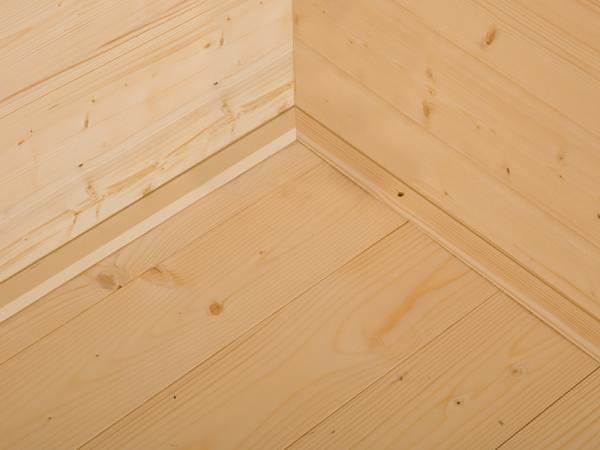 Weka Fußboden für Gartenhaus 209 Gr. 2,5