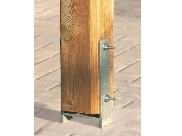 Weka H-Anker-Set 9 x 9 x 60 cm 2 St.
