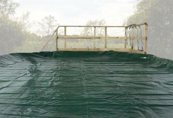Weka Abdeckplane für Pool 594 A