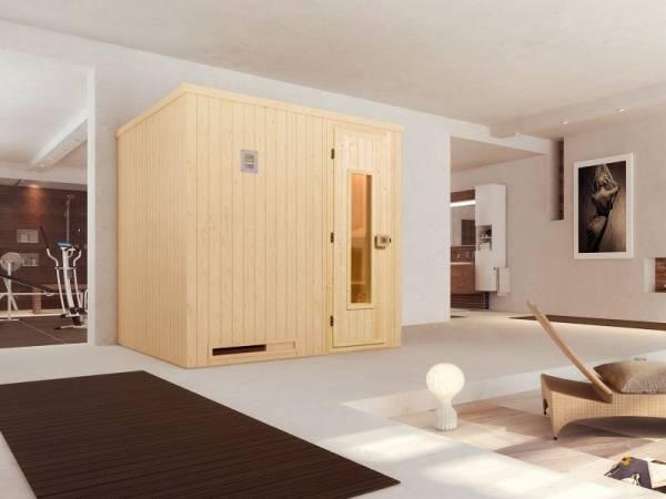 Halmstad 2 HT - Weka Sauna
