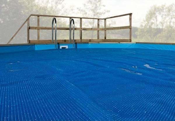 Weka Wärmeplane für Pool 593 B Gr. 2