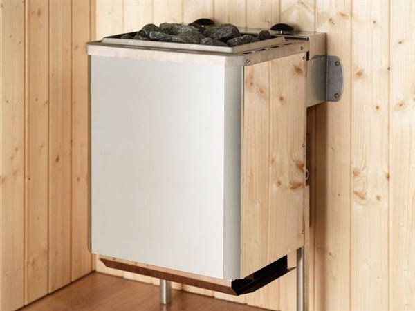 Weka Ofenset 4 - 9,0 kW Ofen, ext. Steuerung, Kabel, Steinen