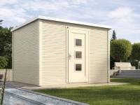 Weka Gartenhaus wekaLine 413 Gr 1 natur