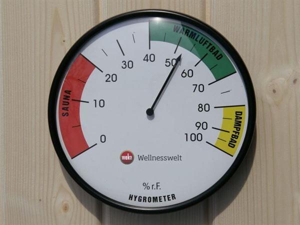 Weka Sauna Hygrometer