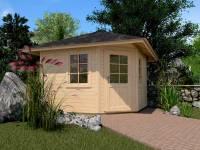 Weka Gartenhaus 149 5-Eck Gr. 1