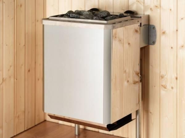 Weka Ofenset 3 - 7,5 kW Ofen, ext. Steuerung, Kabel, Steinen