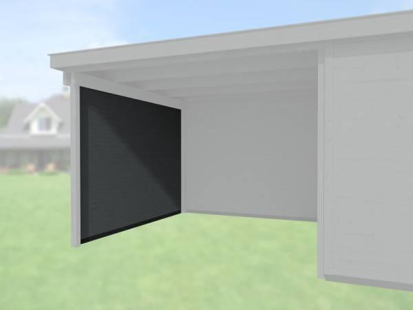 Weka Seitenwand 28 mm für wekaLine 172, 295 cm