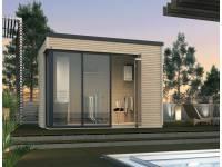 Weka Gartenhaus wekaLine 412 Größe 2 45 mm Premium
