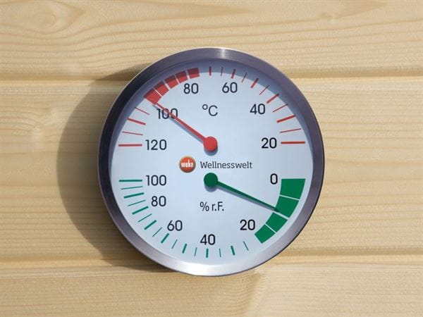 Weka Sauna Klimamesser