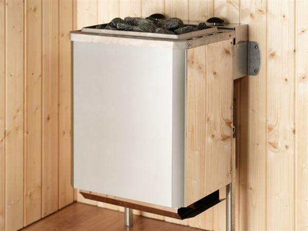Weka Ofenset 6 - 4,5 kW BioAktiv Ofen, ext. Steuerung, Kabel, Steinen