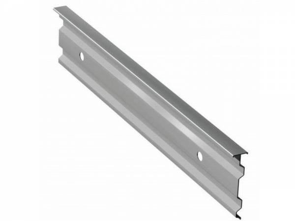 Aluminium Wandanschlussprofil 200 cm, Typ 5 - 1 Stück