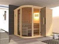 Design-Sauna Sara 2 BioS Sparset