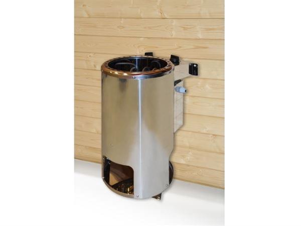 Weka Saunaofen Kompakt 3,6 kW 230 V integr. Strg