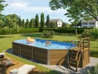 Weka Pool 594 A Sparset inkl. Sandfilteranlage