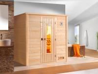Weka Sauna Bergen 2 HT ohne Ofen