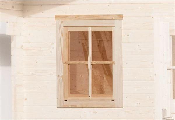 Weka Einzelfenster 45 mm 69 x 79 cm