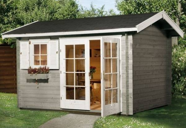 Weka Gartenhaus 152 45 mm